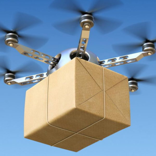 DRONE DELIVERY APPLICATIONS